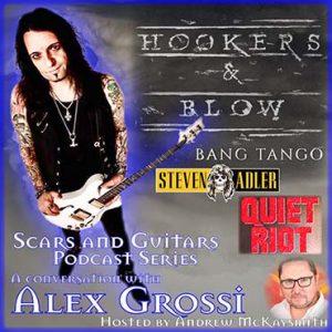 Alex Grossi (Hookers & Blow/ Quiet Riot)