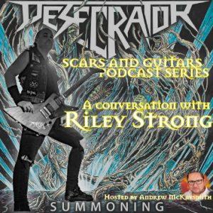 Riley Strong (Desecrator)