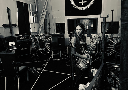 WATAIN: Notorious Swedish Black Metal Band Signs With Nuclear Blast