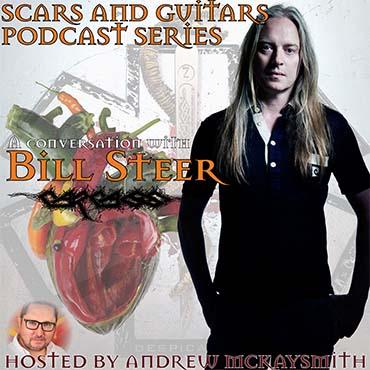 Bill Steer (Carcass/ ex-Napalm Death)