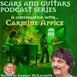 Carmine Appice (Vanilla Fudge/ Rod Stewart/ Cactus/ Blue Murder)