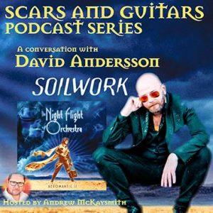 David Andersson (Soilwork/ The Night Flight Orchestra)