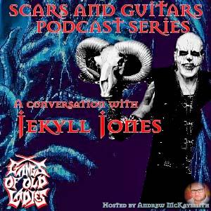 Jekyll Jones (Gangs of Old Ladies/ Vegas Rhythm Kings)