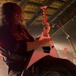 Ralph Santolla. The rock guitarist who revolutionised death metal guitar solos.