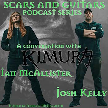 Josh Kelly & Ian McAllister (Kimura)