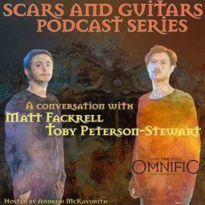 Matthew Fackrell and Toby Peterson-Stewart (The Omnific)